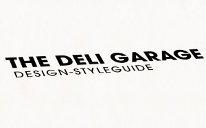 01 The Deli Garage Styleguide