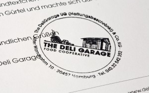 06 The Deli Garage Styleguide