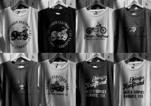 Ehinger-Kraftrad-T-Shirts